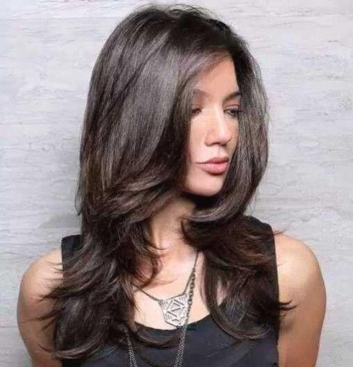 Herbst Frisuren 2019 Best Herbst Haarschnitte In 2020 Haarschnitt Langhaarfrisuren Haarschnitt Ideen