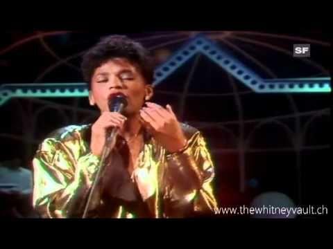 Whitney Houston rare live in SWITZERLAND 1985