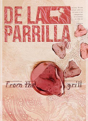 Una de mis paginas/ Revista Menú Andres Carne de Res :) by María Domestica (La Sukita), via Flickr