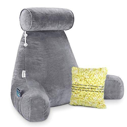 bed rest pillow big bean bag chairs