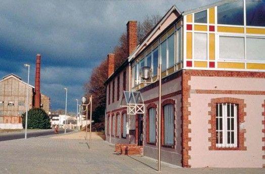 Écomusée industriel des Forges d'Inzinsac-Lochrist, Inzinzac-Lochrist