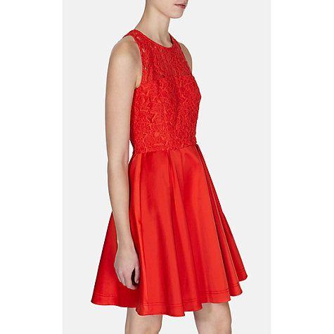 Karen millen lace prom dress