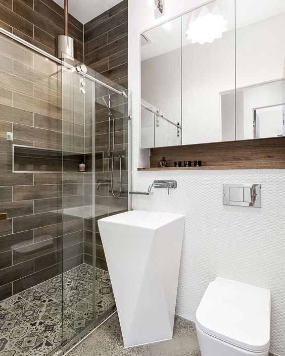 My Modern Rustic Bathroom Designed By Me!, Amazing Freestanding Bathtub, Copper Custom Made