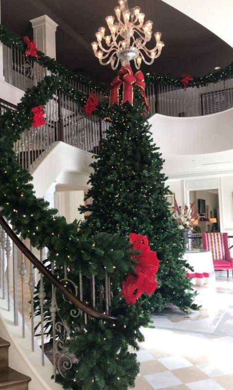 Vsco Gamma Phi Beta University Of Alabama Abbedwards Christmas Tree Inspiration Christmas Aesthetic Christmas Decorations For The Home