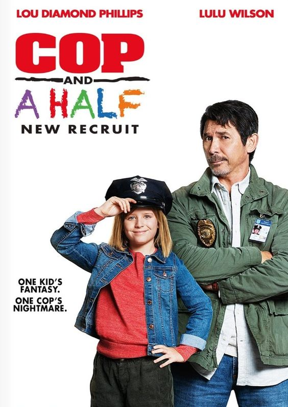 Cop and a Half: New Recruit (2017) DVDRip