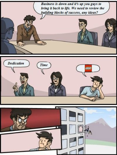 Boardroom Fun The Meme Way ... find more memes at http://www.gagtrolls.com