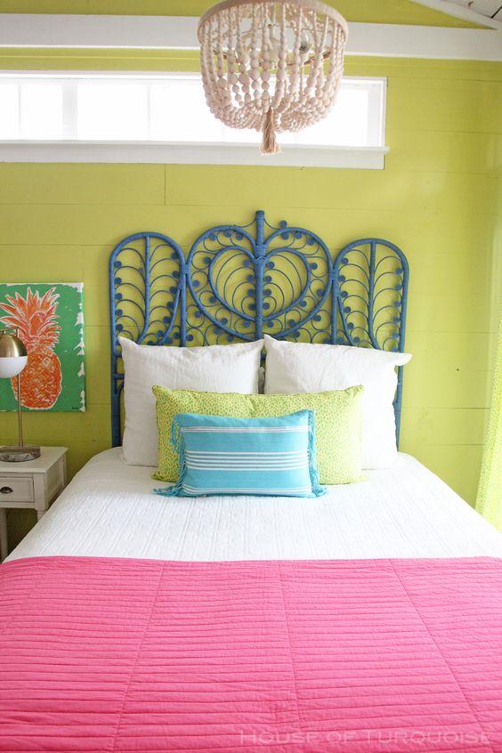 Cute Colorful Home Decor