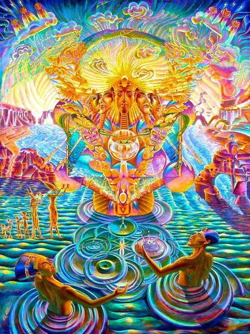 Psychedelic Art Psychedelic And Trippy On Pinterest