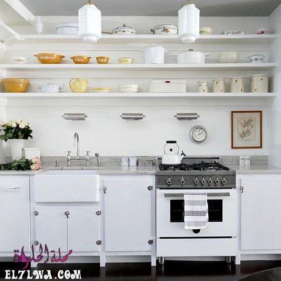 ديكورات مطابخ 2021 صور مطابخ سوف نتعرف سوي ا عبر هذا المقال على ديكورات مطابخ 2021 يعد المطبخ من أهم الغرف التي تهتم بتأسيسها الس Kitchen Decor Kitchen Decor