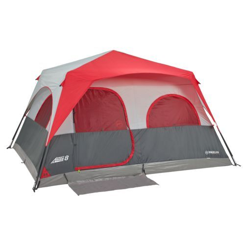 Magellan Outdoors Swiftrise Instant 8 Person Cabin Tent Cabin Tent Tent Best Tents For Camping