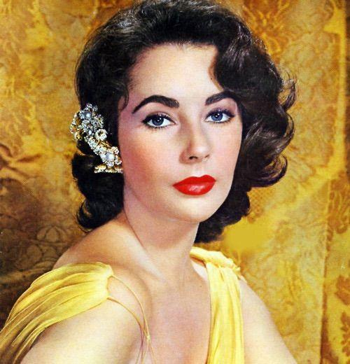 Elizabeth in yellow