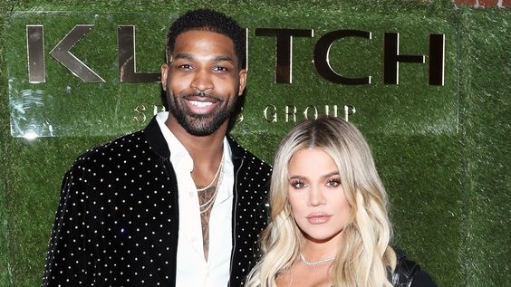 Chloe Kardashian and Tristan Thompson