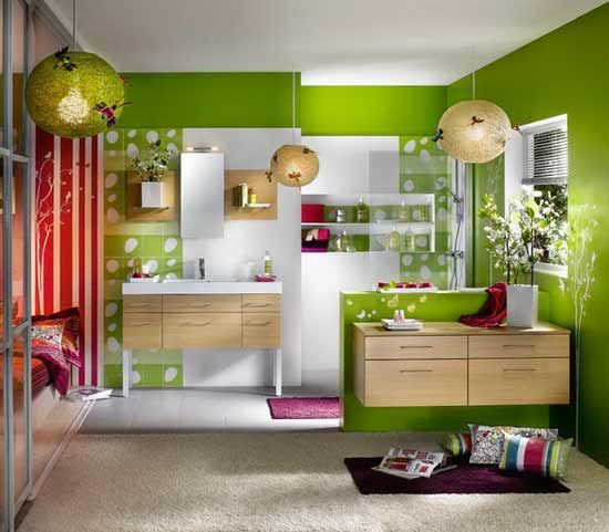 Luxury Bathroom Design by Delpha