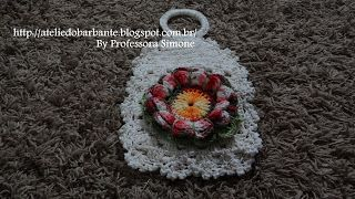 Studio of Twine - Teacher Simone: Game crochet bathroom with Chart