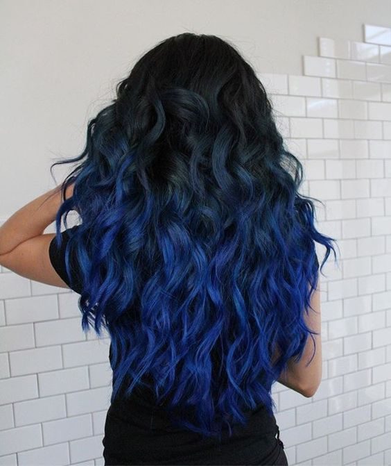 Like What You See Follow Me For More Nhairofficial Hair Color For Black Hair Best Ombre Hair Blue Ombre Hair