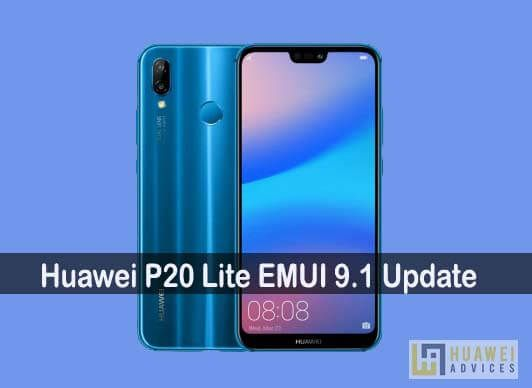 Download Huawei P20 Lite Emui 9 1 Update Ane Lx1 Ane Lx2 Huawei Advices Security Patches Samsung Galaxy Phone Software Update