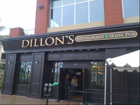 Dillon S Restaurant Irish Pub Chino Hills Ca