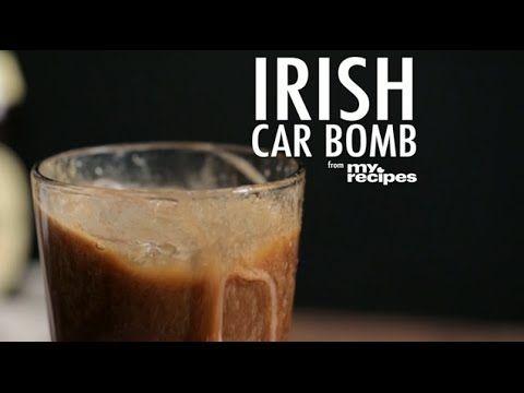 How to Make an Irish Car Bomb   MyRecipes