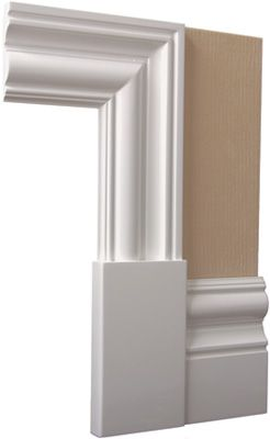 Classic Architraves   French Architectural and Decorative Mouldings, French Wall Skirting Boards, French Architraves