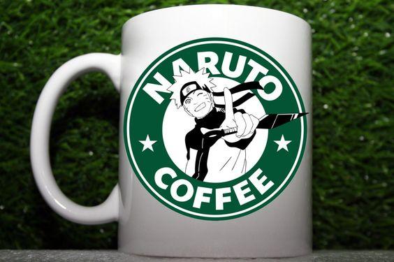 Naruto Shippuden Coffee Uzumaki Naruto Starbucks Personalized Mug Mugs Funny Coffee Mugs Personalized Mugs