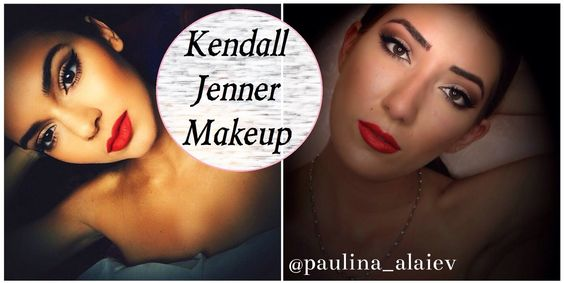 Kendall Jenner Inspired Makeup Tutorial
