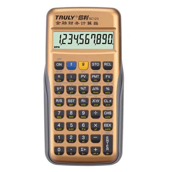 Find More Calculators Information About  New Truly Sc