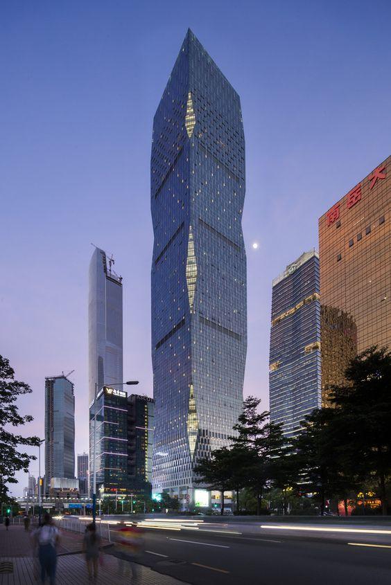 Gallery of R&F Yingkai Square / Goettsch Partners - 1