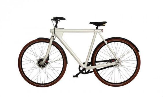 Conoce la nueva bicicleta eléctrica de VANMOOF