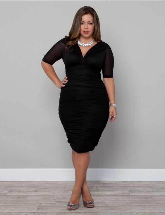 Plus Size Special Occasion Cocktail &amp Party Dresses  Lane Bryant ...