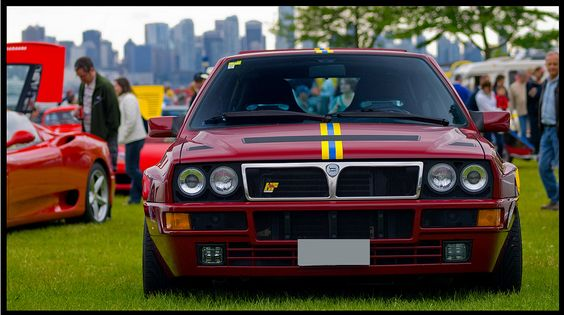 Lancia Delta integrale Dealers Edition