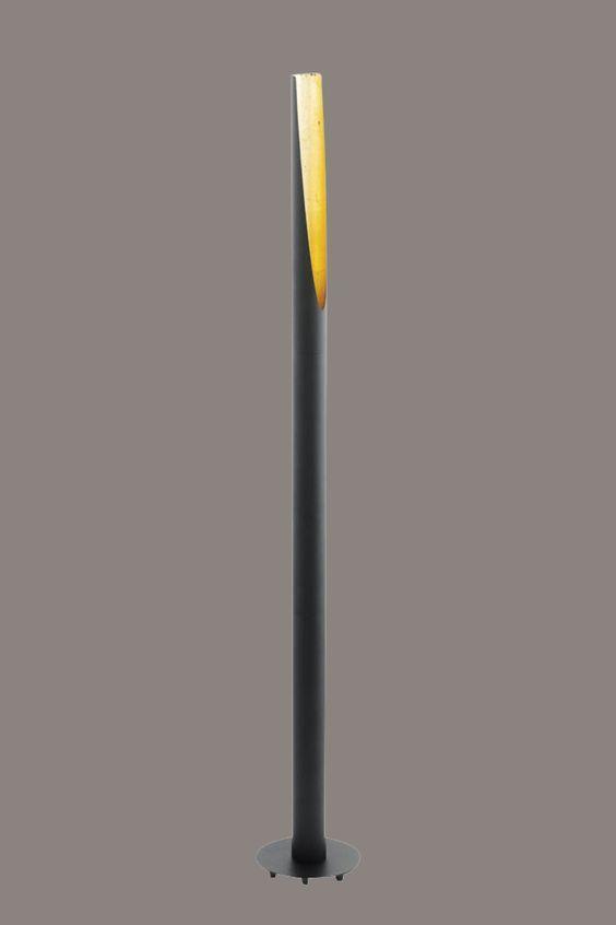 Led Stehlampe Barbotto 2x5 W 2x400 Lm 3000 K Warmweiss H 137 Cm