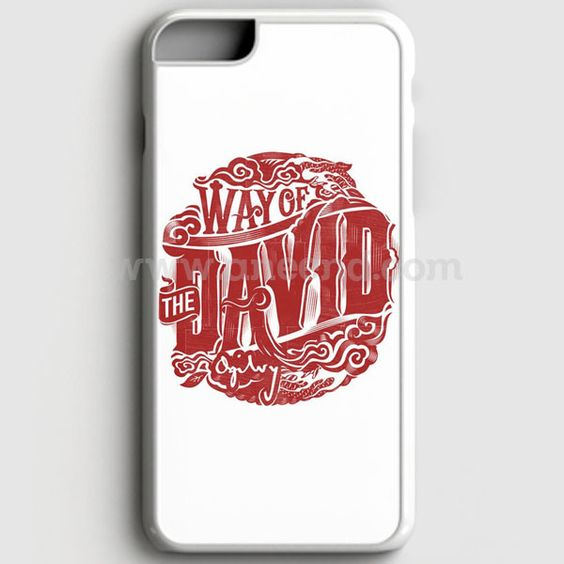 Way Of The David iPhone 7 Plus Case   Aneend.com