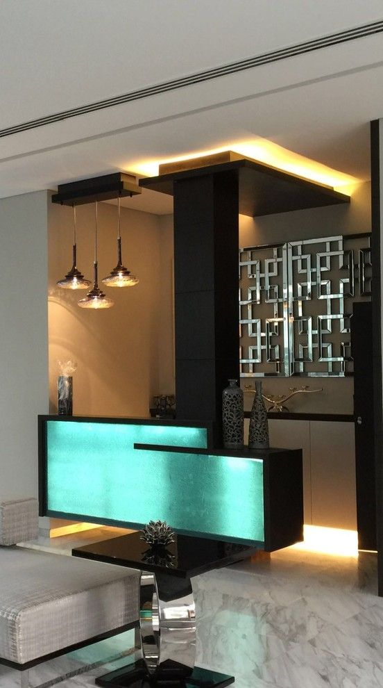Exceptionnel 15 High End Modern Home Bar Designs For Your New Home | Bar, Modern And  Basements