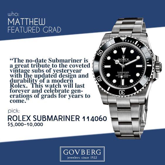 Buy a Rolex in Philadelphia l Govberg Jewelers