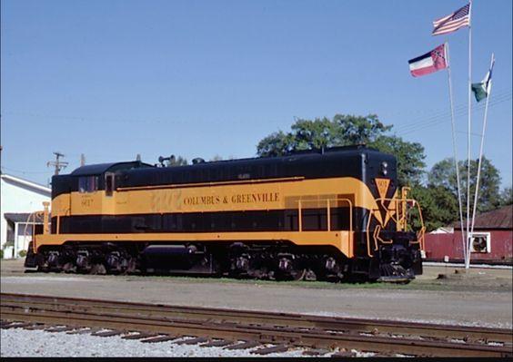 C & G Railroad