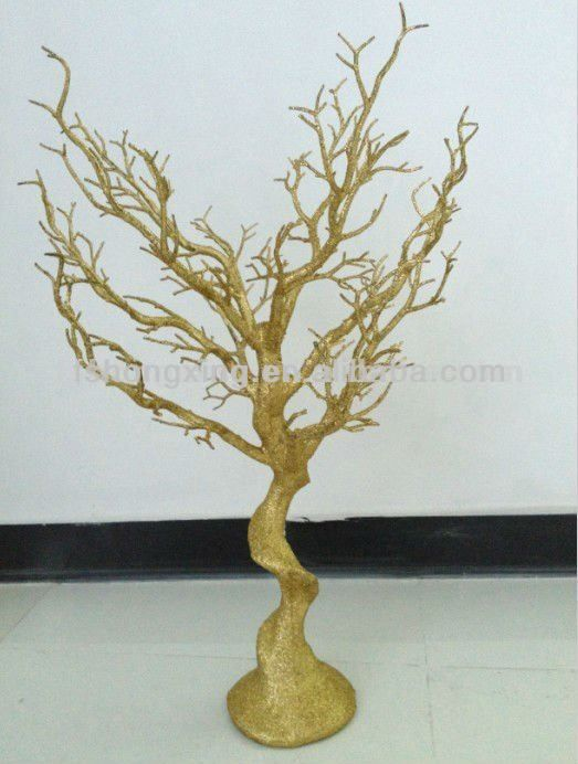 K28g Gold Plastic Tree For Home And Wedding And Chrimas Decoration Find Complete Details About K28g Gold Plas Plastic Trees Crystal Lighting Tree Decorations