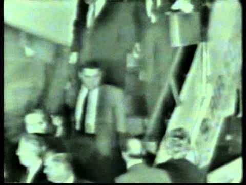 NBC News Live Coverage of President J.F.K'S Assassination Part 26 (Friday 11/22/1963)