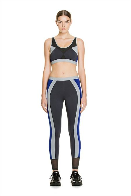 Sports Bras & Crop Tops for Yoga and Running – Country Road Online - Sprint Slopes Bra