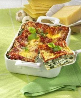 Das Rezept für Vegetarische Lasagne und weitere kostenlose Rezepte auf LECKER.de