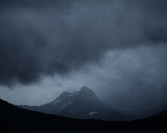 Seductive Darkness 68°N on Behance, by Bjørg-Elise Tuppen