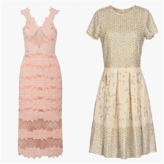 20 #vestidos perfeitos para um #casamento civil. Escolha os que mais combinam com você. #look #fashion #moda. Mais modelos acesse bit.ly/1QeE78J