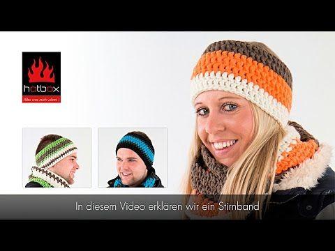 Hotbox Häkelgrundlagen für Anfänger - YouTube