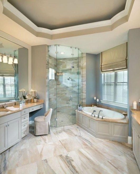 Beautiful Dream Bathroom Design Ideas For Your Home 21