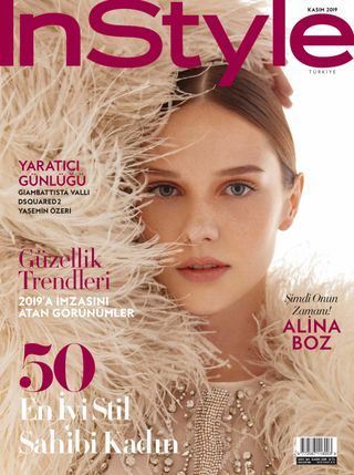 Get Your Digital Subscription Issue Of Instyle Magazine On Magzter