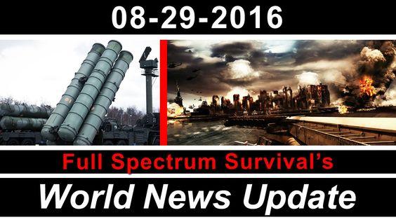 FSS World News Update - WorldWar 3 - Nuclear Defense - Spreading Virus -...