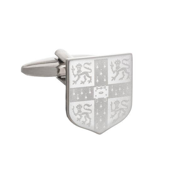 Official University Of Cambridge Laser Engraved Cufflinks