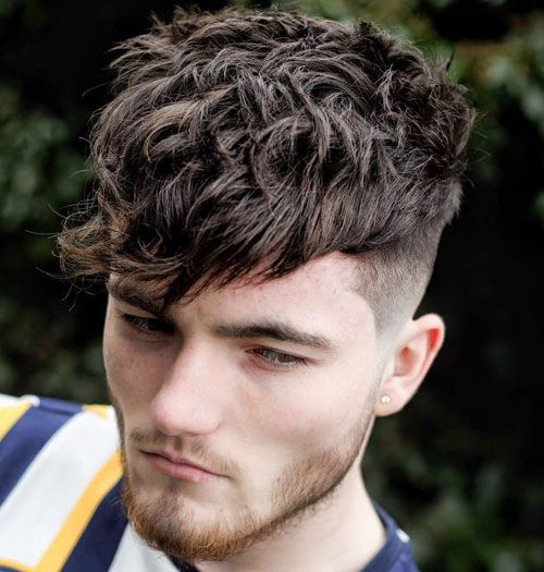 40 Best Fringe Haircuts For Men Hairstyles With Bangs 2020 Guide In 2020 Fringe Haircut Mens Haircuts Fade Mens Hairstyles Fade