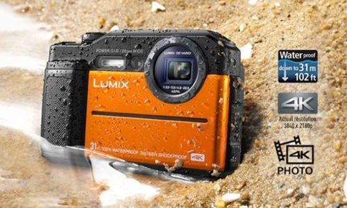 Panasonic Lumix FT7 Kompakt Kamera