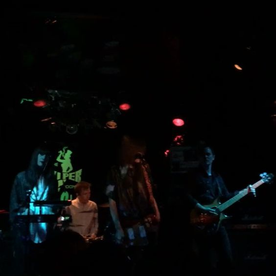 A Place To Bury Strangers, Author and Punisher, Sisu & A Place to Bury Strangers performed on Friday at Viper Room