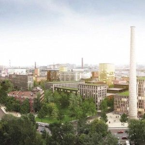 MVRDV chosen to transform Moscow's  Hammer and Sickle factory into housing